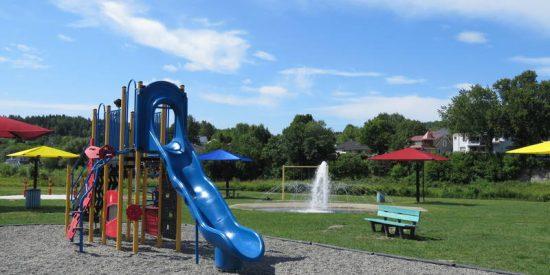 Parc De Lile Ronde De Beauceville Parc De Lile Ronde